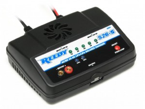 Reedy 526-S AC/DC 2S-6S Cell LiPo/LiFe Balance Charger, rcca, radio control, rc car action, photo 3, further, far