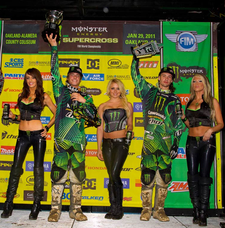 Traxxas Sponsored Riders Broc Tickle And Josh Hansen Return To The Podium With A 1-2 Finish