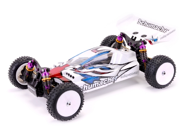 Schumacher CAT SX3 Competition 4WD Buggy