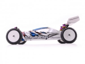 Schumacher CAT SX3 Competition 4WD Buggy, rcca, radio control, rc car action, photo 4, blue