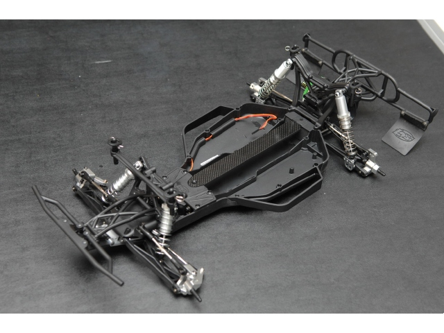ST Racing Concepts Option Parts For Losi XXX-SCT