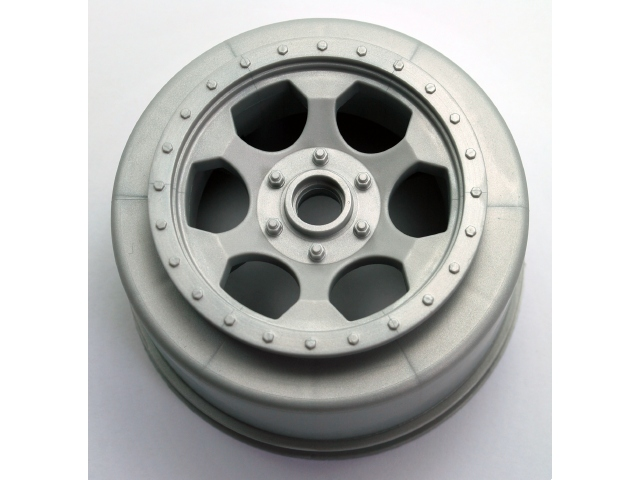 "DE Racing Launches New Website, Releases ""Trinidad"" Wheels For Losi XXX-SCT And Adds Silver To Option Part Line-up"