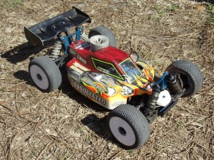 JR Mitch, JConcepts, Florida State Series #4, rcca, radio control, rc car action, photo 4, red car