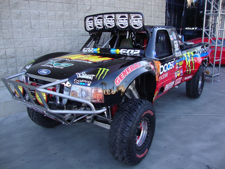 Short course trucks are hot, but will we be seeing trophy trucks soon?