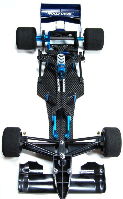 Exotek Racing Tamiya F103 Conversion Kit Rc Car Action