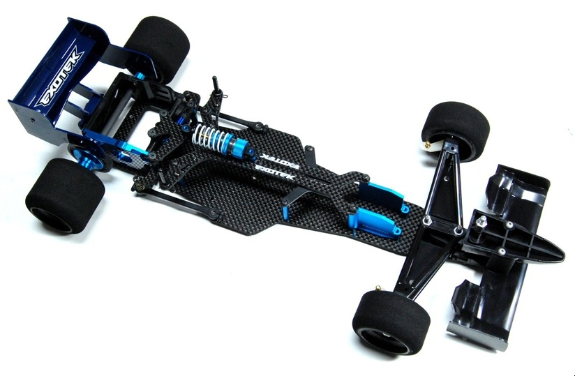 Exotek Racing Tamiya F103 Conversion Kit