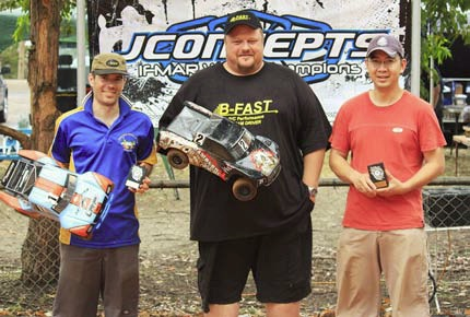 Venom Gambler Wins The JConcepts Clash Downunder
