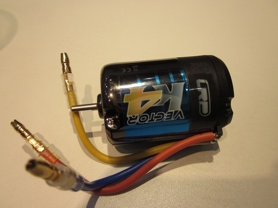 LRP Vector K4 motor