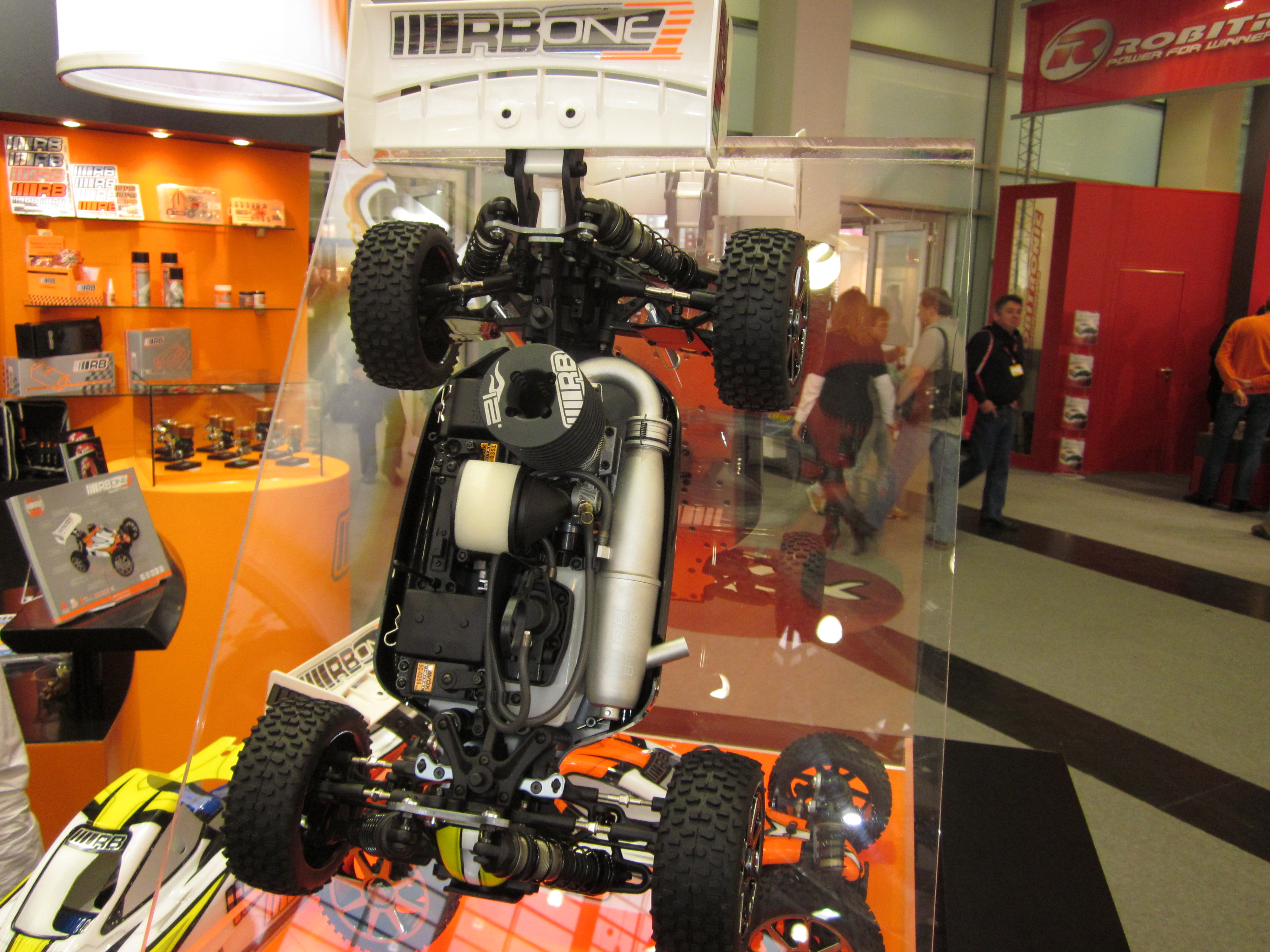 RB Engines RTR buggy