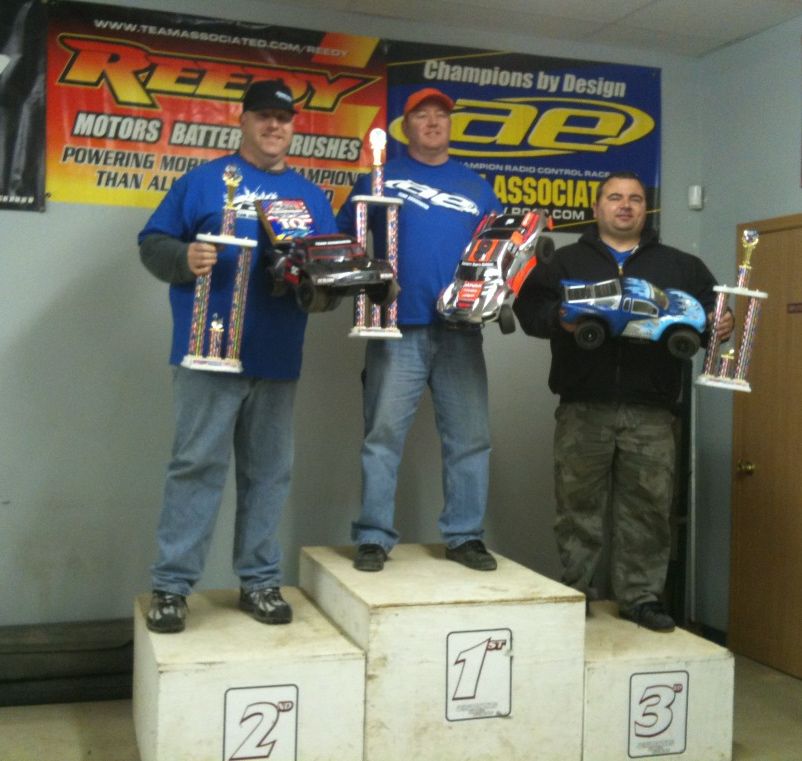 JConcepts Wins 2011 Presidental Trophy Race