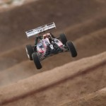 rc race tracks, ideal tracks, rcca, radio control, rc car action, photo 3, buggy in the air