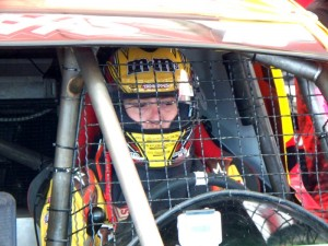 Kyle Busch, Kyle Busch race-worn Helmet TORC Debut, rcca, rc car action, radio control, photo 3, m&ms, safety net