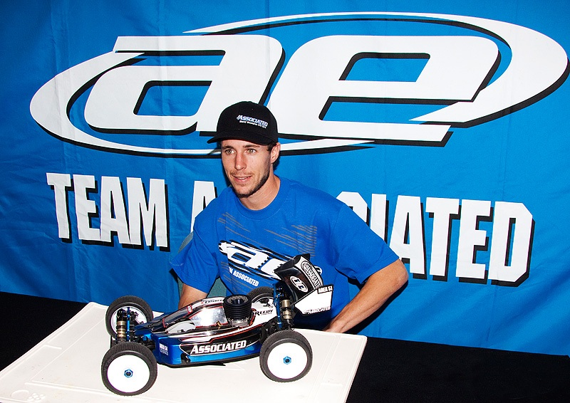Team Associated Welcomes Kyle Cunningham To The Team
