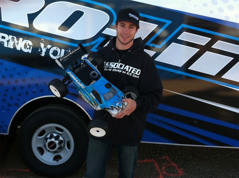 Pro-Line & Supercross Lites Star Kyle Cunningham Team Up For The 2011 Nitro Challenge