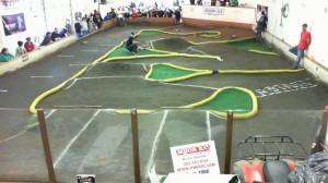TQ, TLR 22, TLR, Team Losi Racing, Matt Chambers, Dustin Evans, 16th Annual Rumble in the Rockies, rcca, radio control, rc car action, photo 2, raceway, aurora