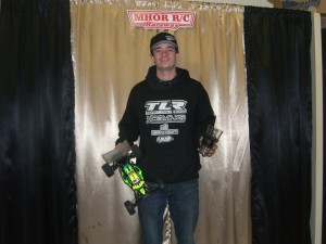 TQ, TLR 22, TLR, Team Losi Racing, Matt Chambers, Dustin Evans, 16th Annual Rumble in the Rockies, rcca, radio control, rc car action, photo 3, winner matt chambers, himself