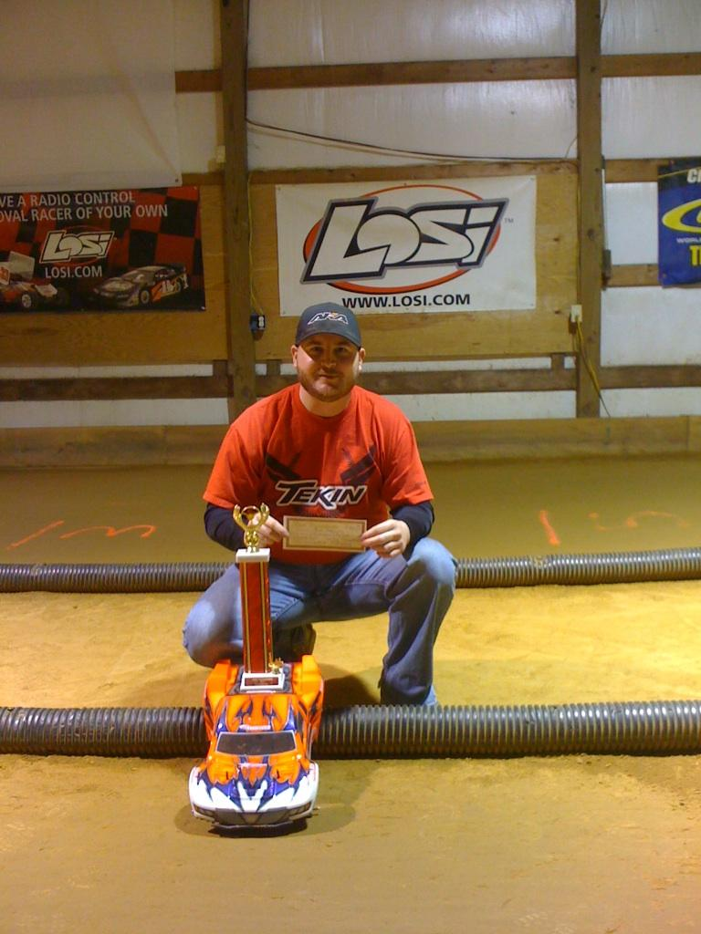 Michael Malott Wins Big At The 2nd Annual Indoor SC Truck Champs