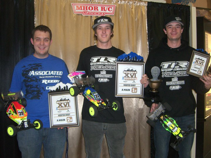 TLR 22 Dominates Rumble In The Rockies