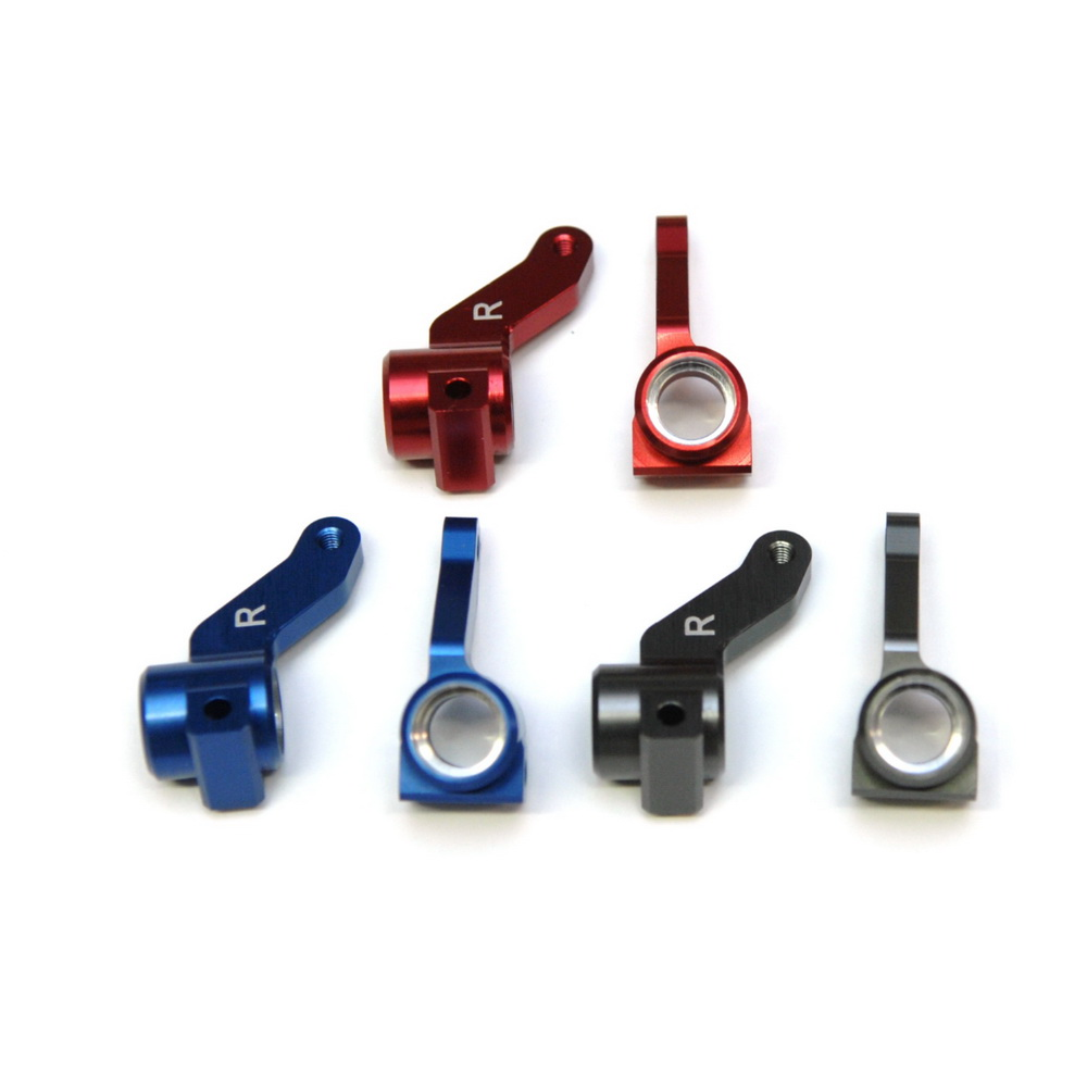 ST Racing Concepts Kyosho Aluminum Steering Knuckles And Heat Treated Carbon Steel Universal Driveshaft Sets