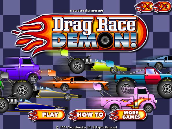 Drag Race Demon - RC Car Action