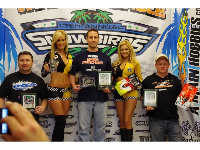 Tekin Wins Big at 2011 Snowbirds Nationals