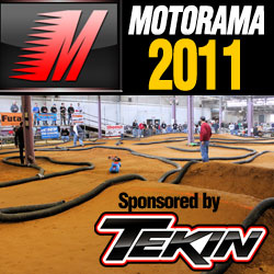Motorama 2011 Live Coverage Sponsored by Tekin
