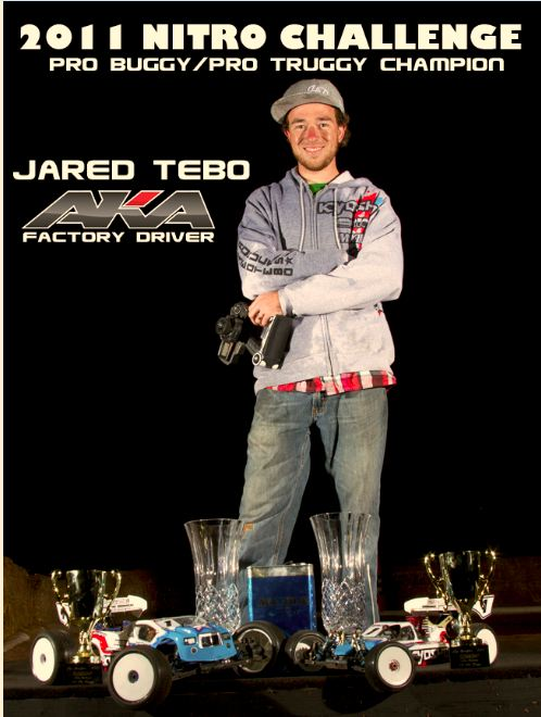 AKA and Jared Tebo Dominate 2011 Nitro Challenge
