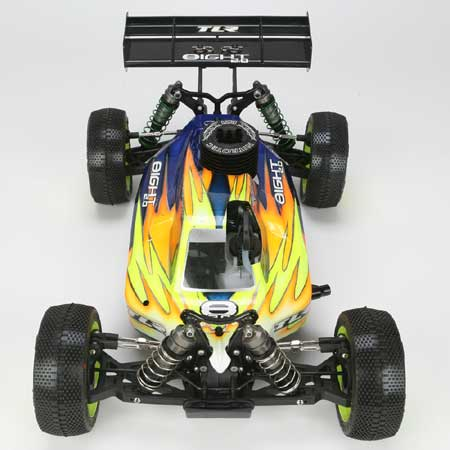 Team Losi Racing 1/8 8IGHT 2.0 4WD Buggy Kit