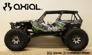 axial crawler, axial, official image, photo 2, rcca, radio control, rc car action