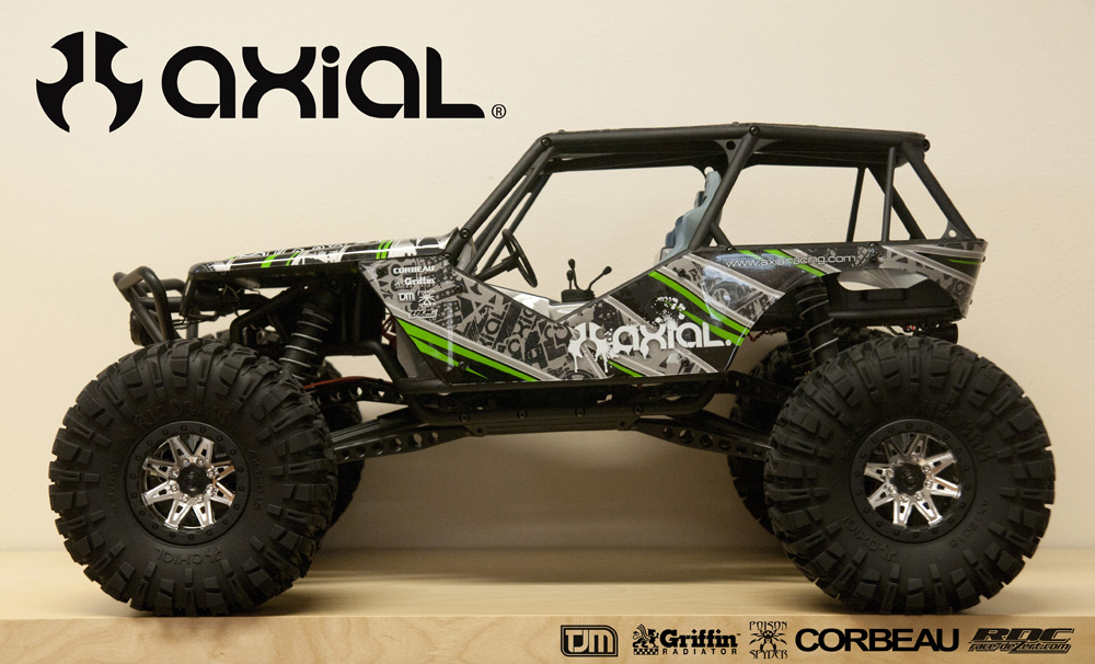 sneak peek axial s new crawler rc car action
