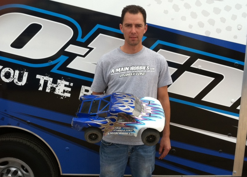 Marty Korn Wins Pro 2WD SC At 2011 The Dirt Nitro Challenge