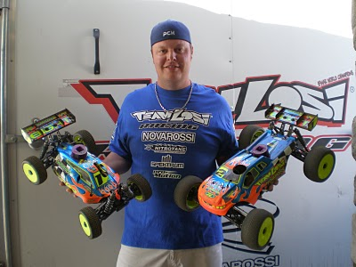 Drake Wins Round 1 Of TLR Winter Series In 1/8 Buggy And Truck