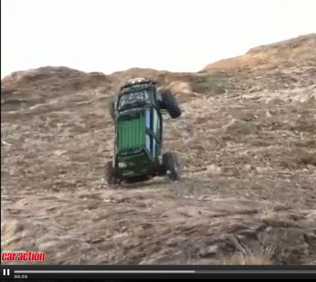 Project Traxxas Summit LT Action Video
