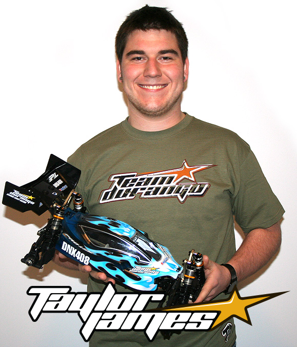 Taylor James Joins Team Durango