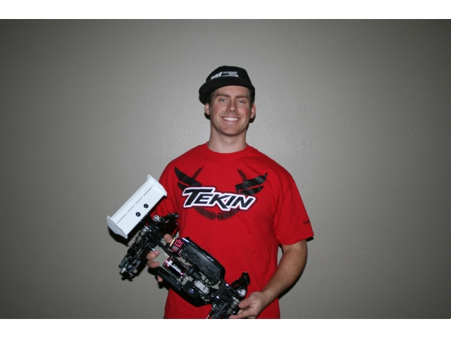 Taylor Petersen To Run Tekin Electronics For Upcoming Race Season
