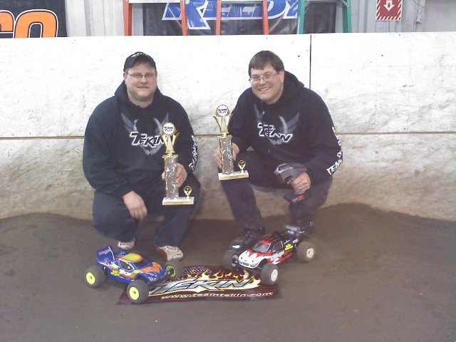 The Weyers Brothers Double Up At Revolution Raceway In Appleton