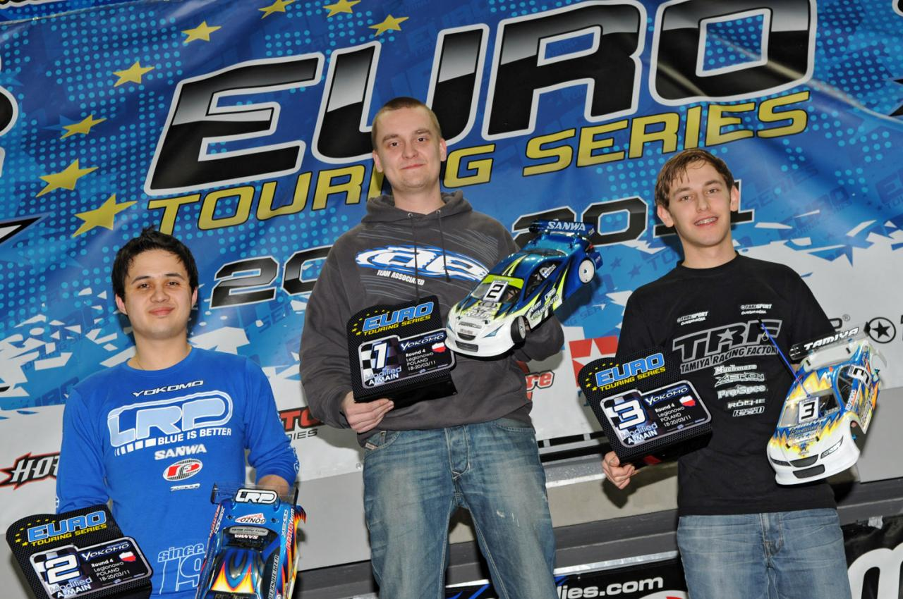 Team Associated's Juho Levanen Victorious At Polish ETS