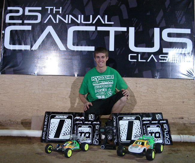 Team Orion Wins Modified Truck And Super Stock Buggy/Truck At Cactus Classic