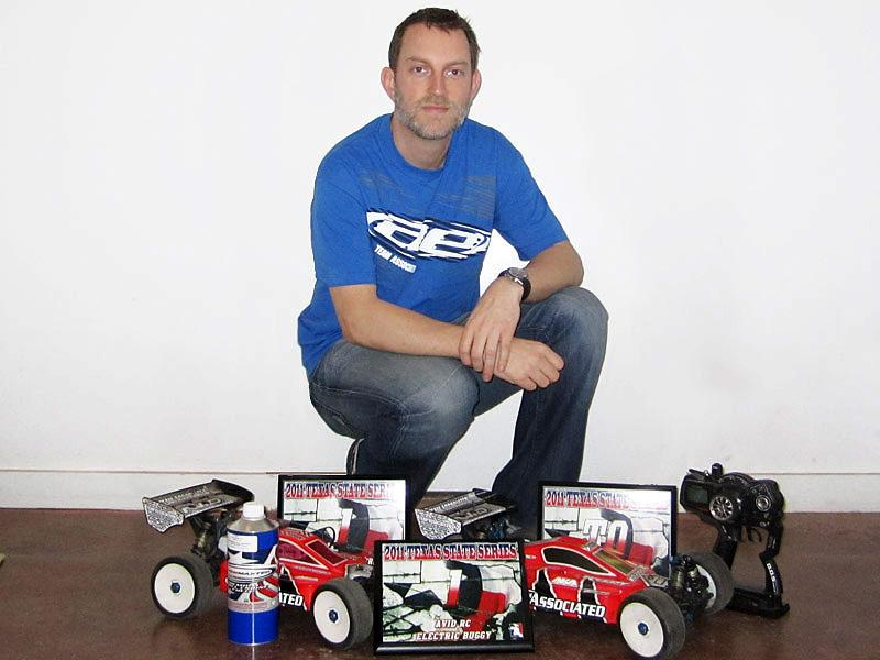 Team Associated's David Joor Wins In 1/8 Nitro And Electric At Round 1 Of The RC Pro Texas State Series