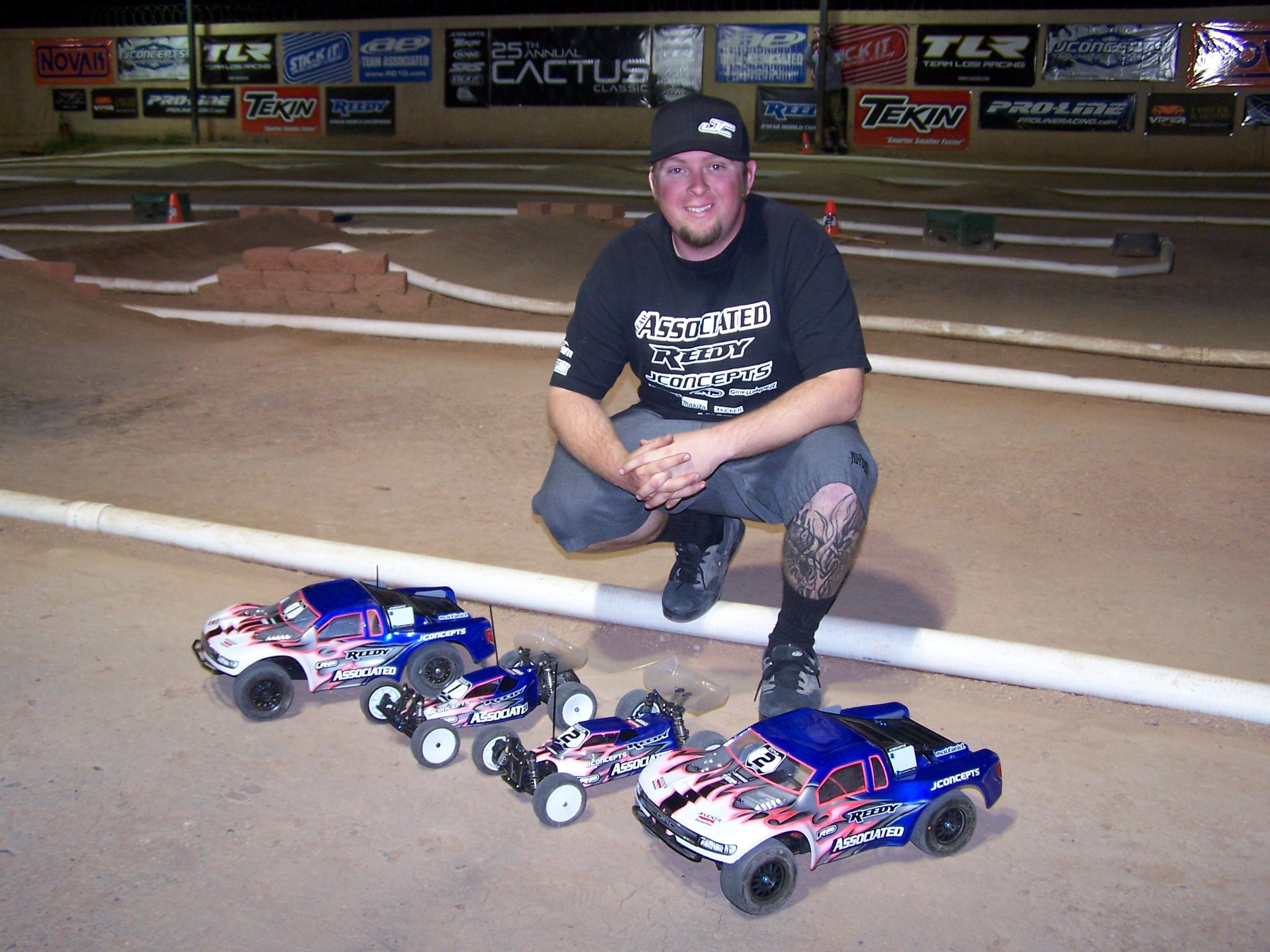 Ryan Maifield Dominates 2011 Cactus Classic