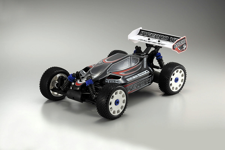 Kyosho Inferno VE Race Spec Ready Set Electric 1/8 Buggy