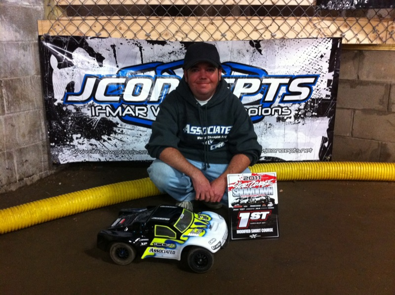Brian Kinwald Wins Modified 2WD Short Course At Round 1 Of The Short Course Showdown