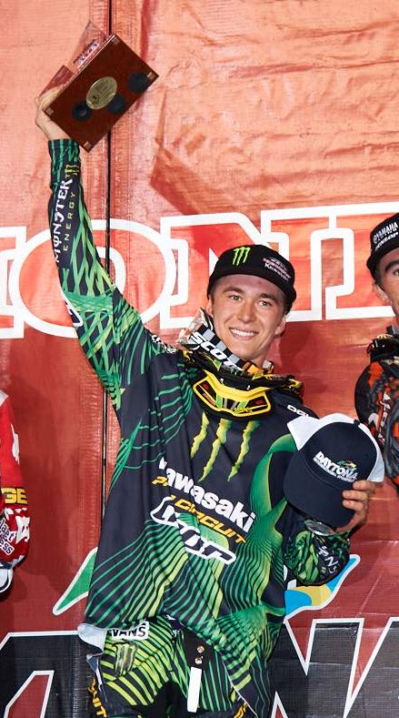 Blake Baggett Dominates Daytona to Take His First Win of the Season