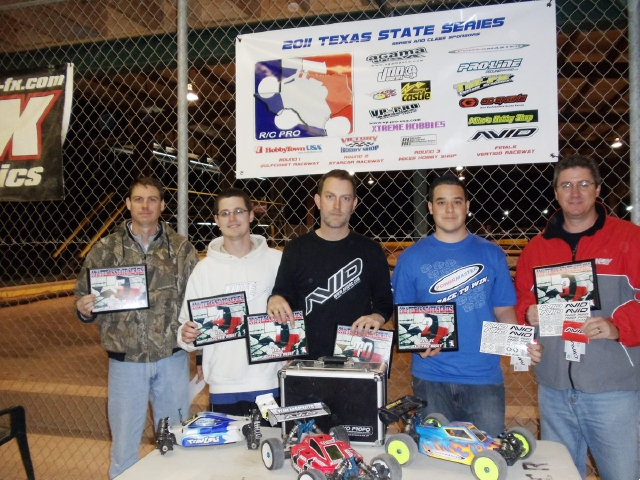 David Joor Dominates The First Round Of The RC Pro Texas State Series