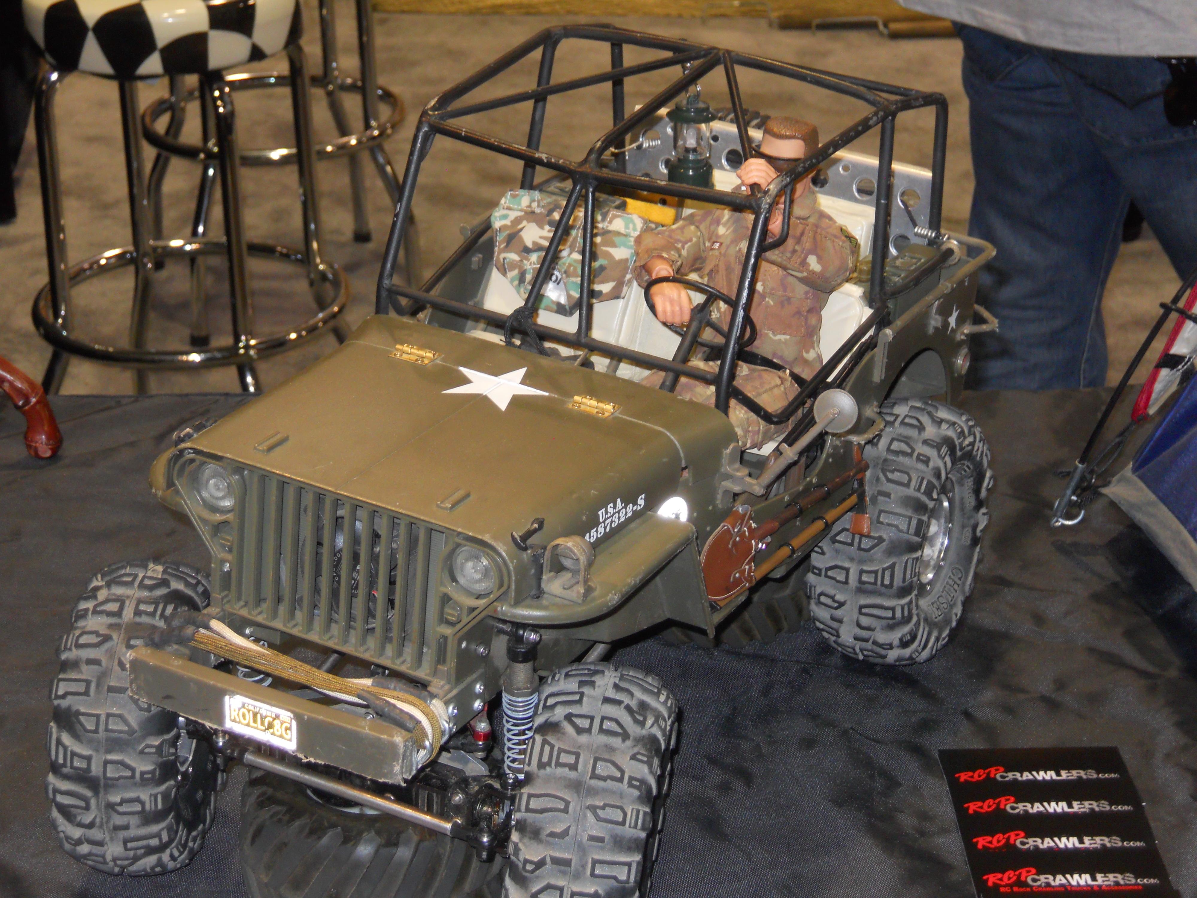 RCX 2011–RCP Crawlers