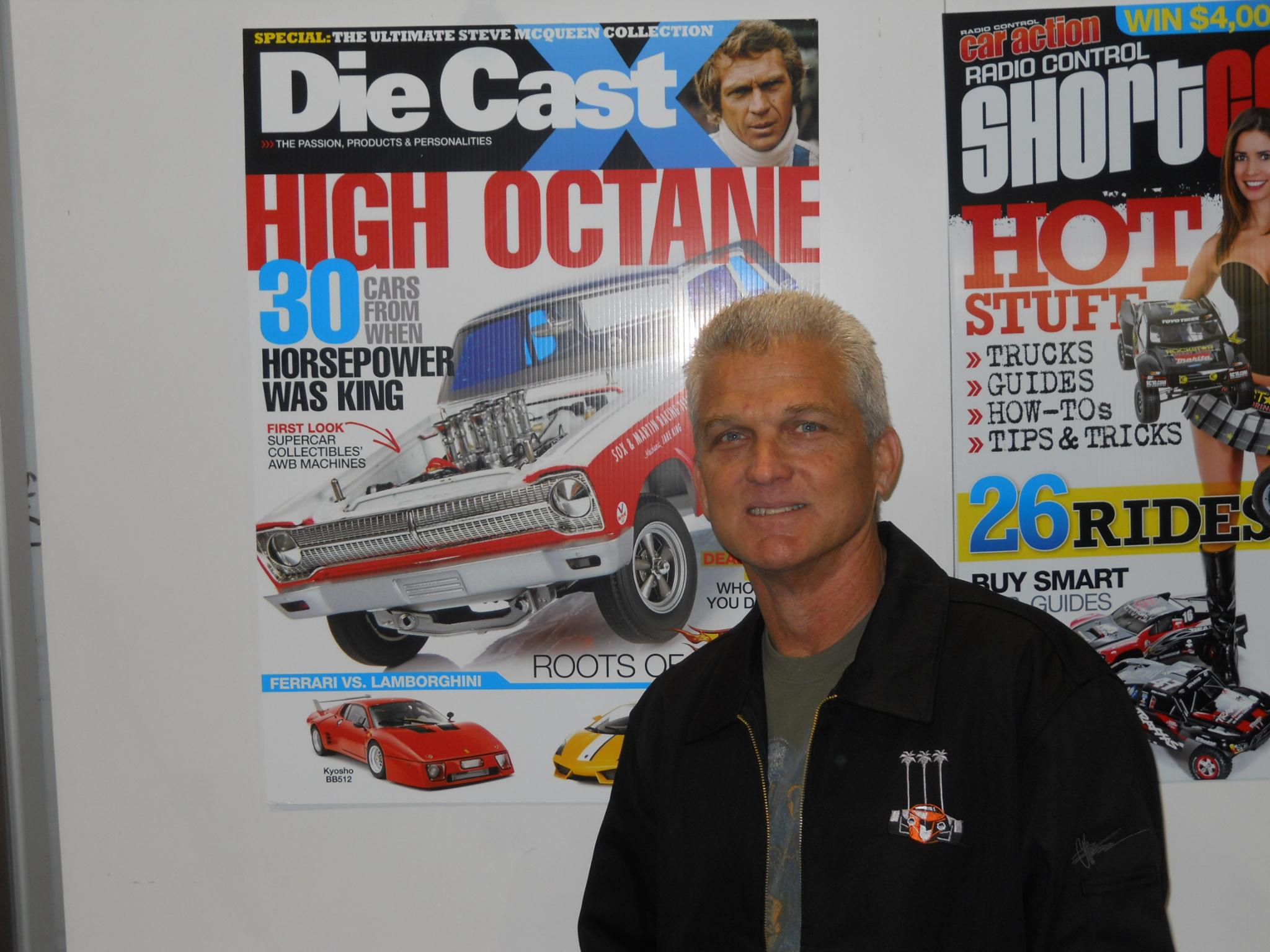 RCX 2011–Automotive Insider Carson Lev