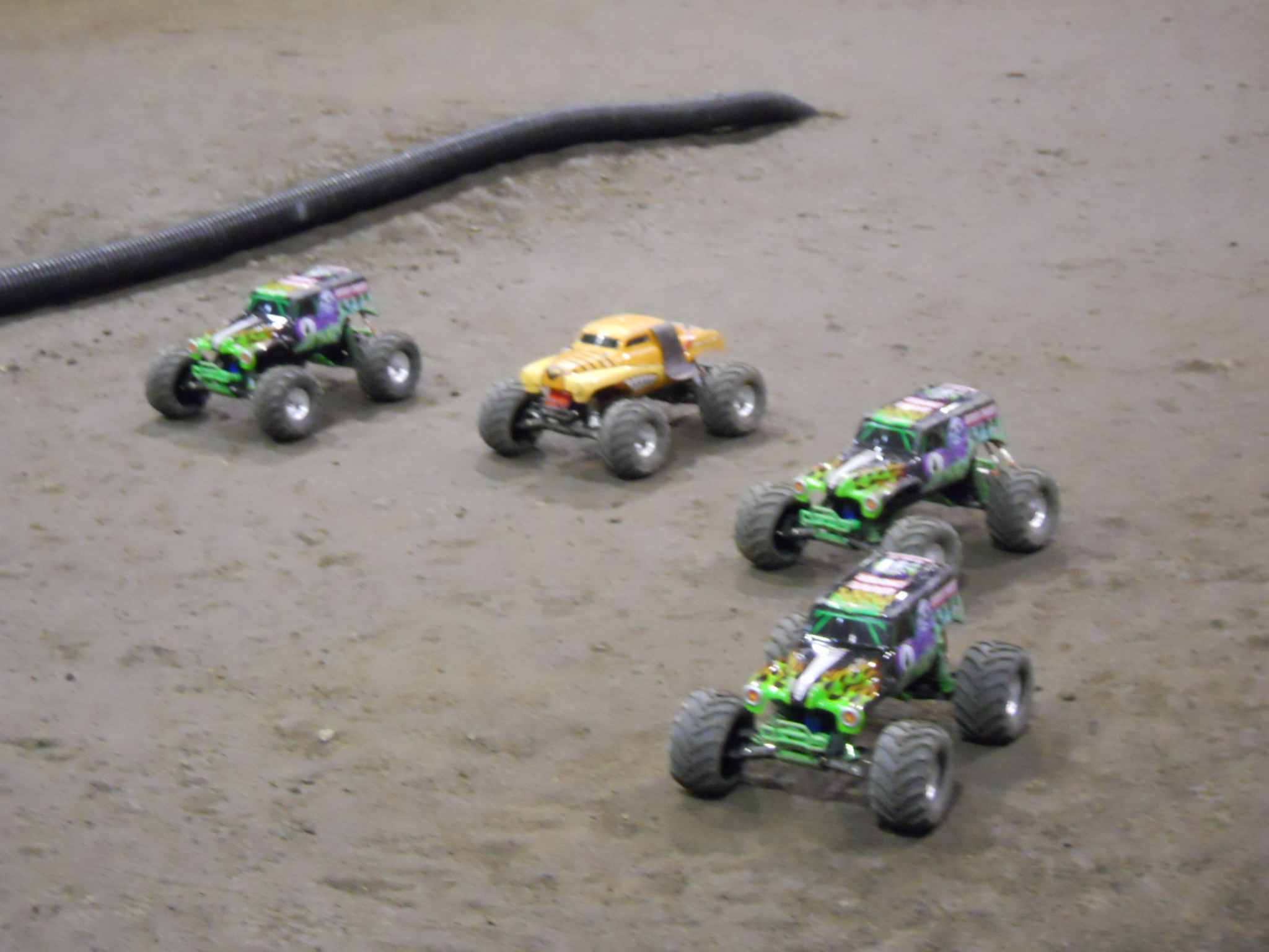 RCX 2011–Traxxas Brings the Monsters!