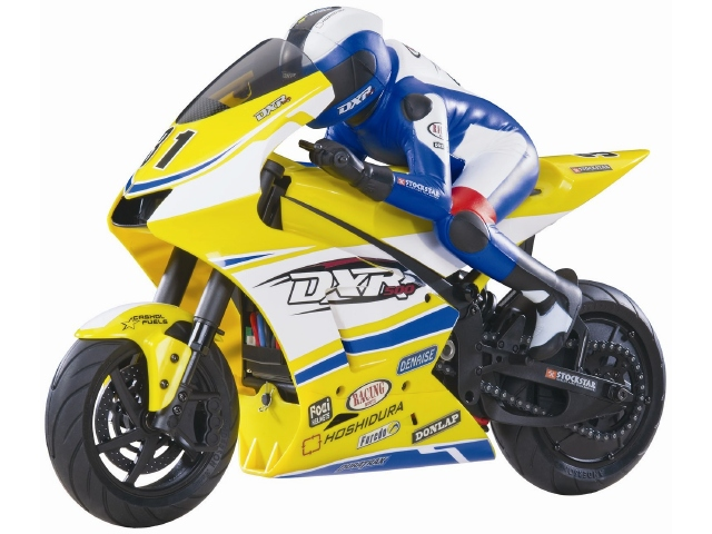 DuraTrax DXR500 1/5 RTR Brushless Motorcycle