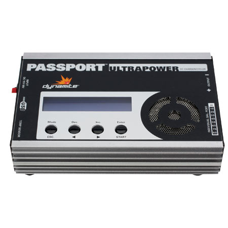 Dynamite RC Passport Ultra Power DC Charger