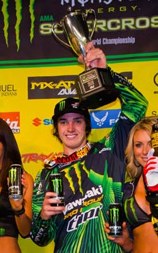 Traxxas Sponsored Driver Dean Wilson Scores Second Supercross Win